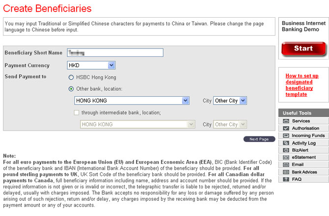 All the Information about Beneficiary Account Number! - DemiBooks