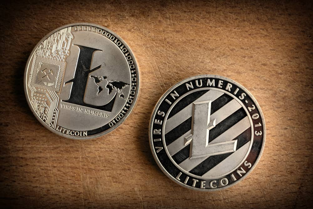 Image result for litecoin cryptocurrency